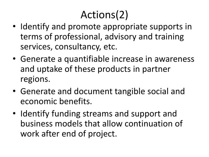 Actions(2)