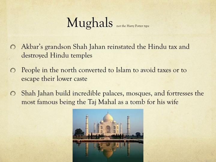 Mughals