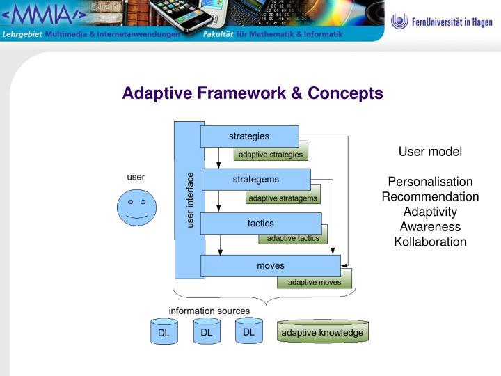 Adaptive Framework &