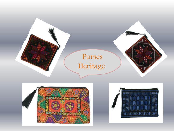 Purses Heritage