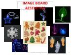 image board aesthetics