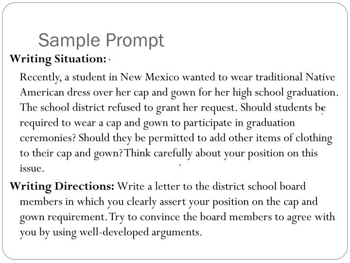 Sample Prompt