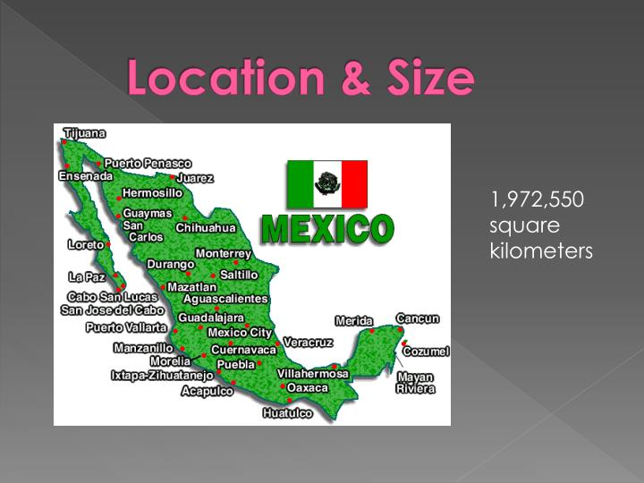 Location & Size