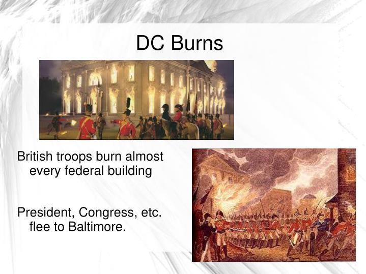 DC Burns