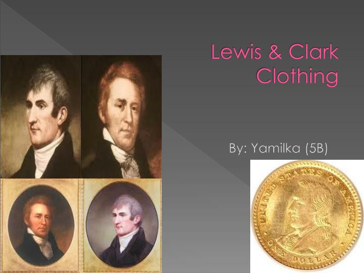 lewis clark clothing