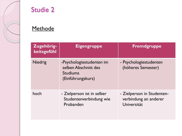 Studie 2