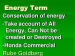 energy term1