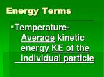 energy terms2
