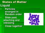 states of matter2