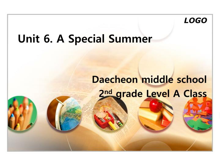 daecheon middle school 2 nd grade level a class
