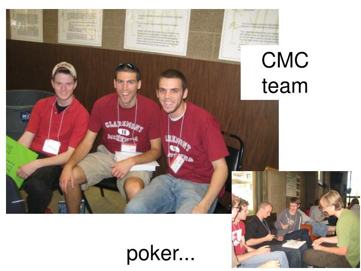 CMC team