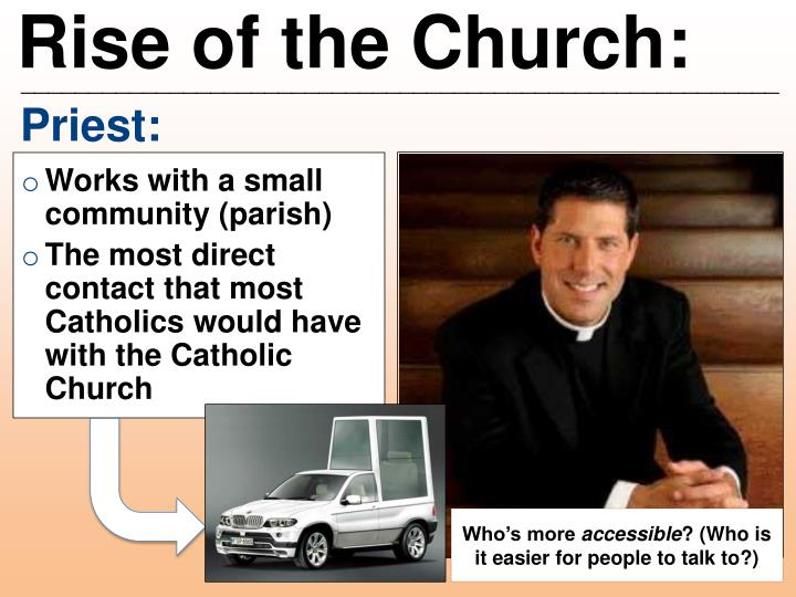 Rise of the Church:
