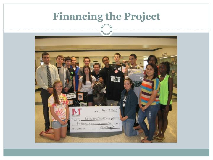 Financing the Project