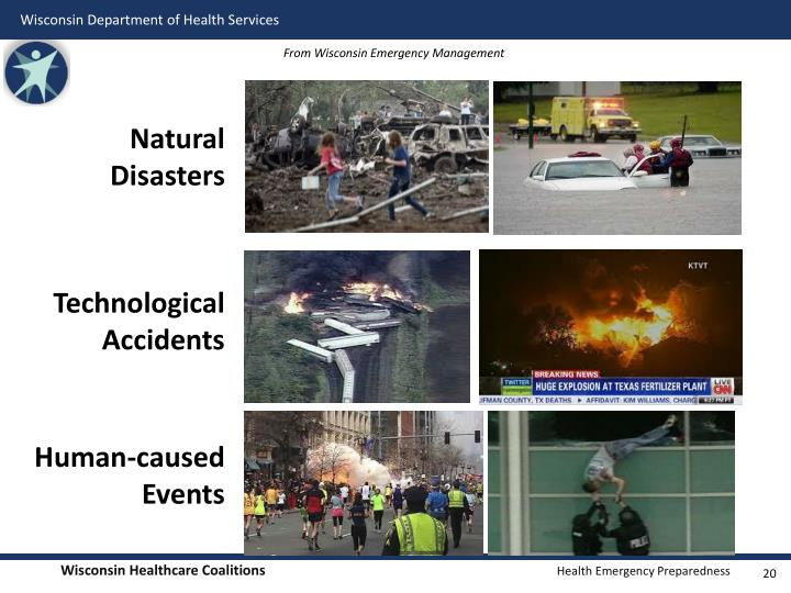 From Wisconsin Emergency Management