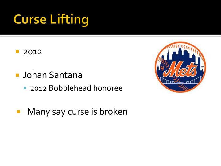 Curse Lifting