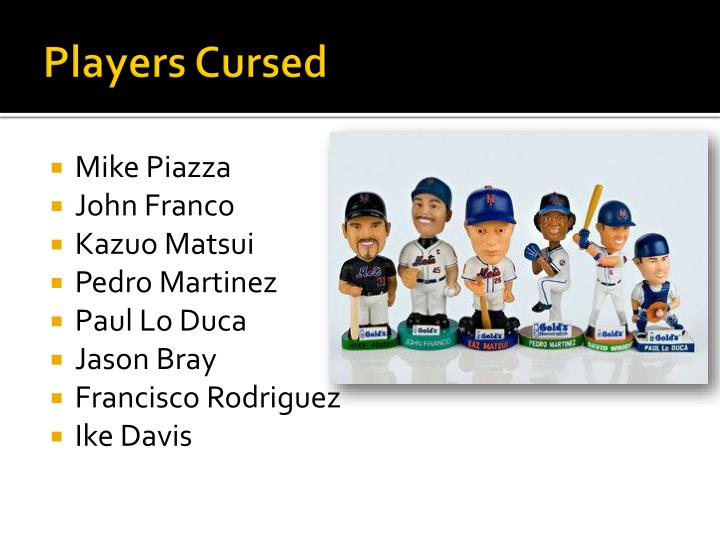 Players Cursed