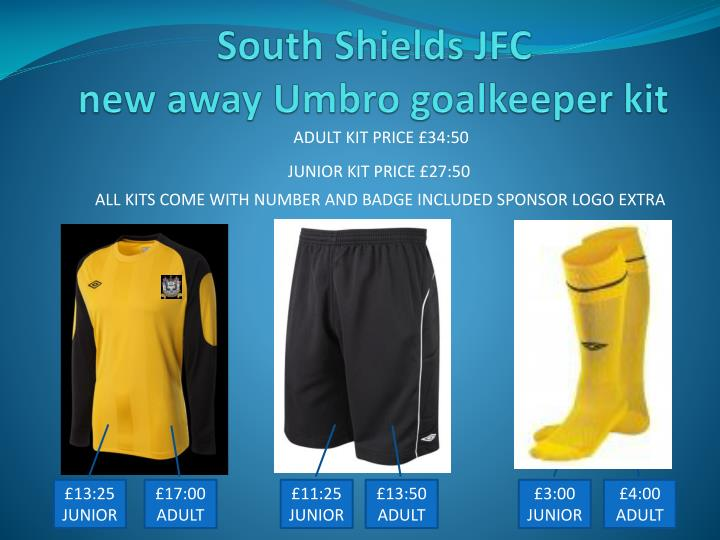 South Shields JFC