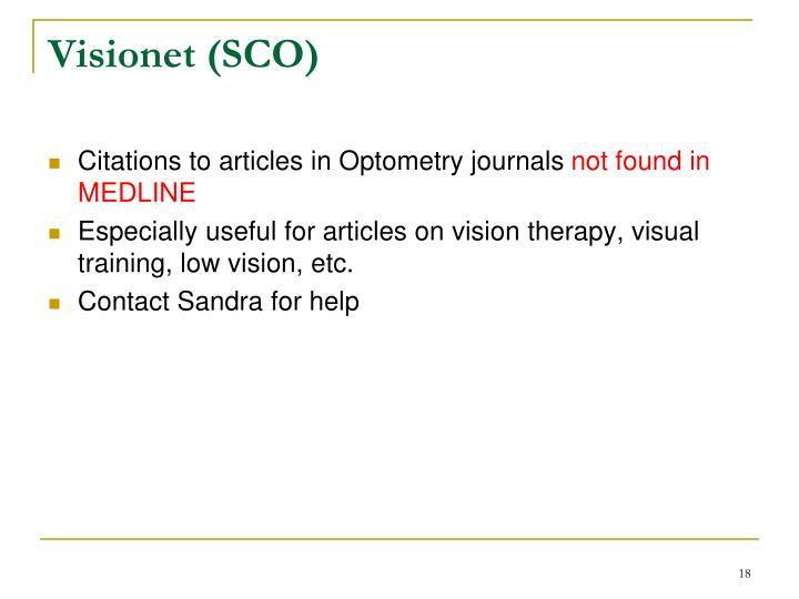Visionet (SCO)