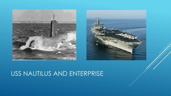 USS Nautilus and