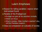 luke s empheses1