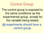 control group1