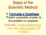steps of the scientific method2