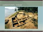 jamestown today