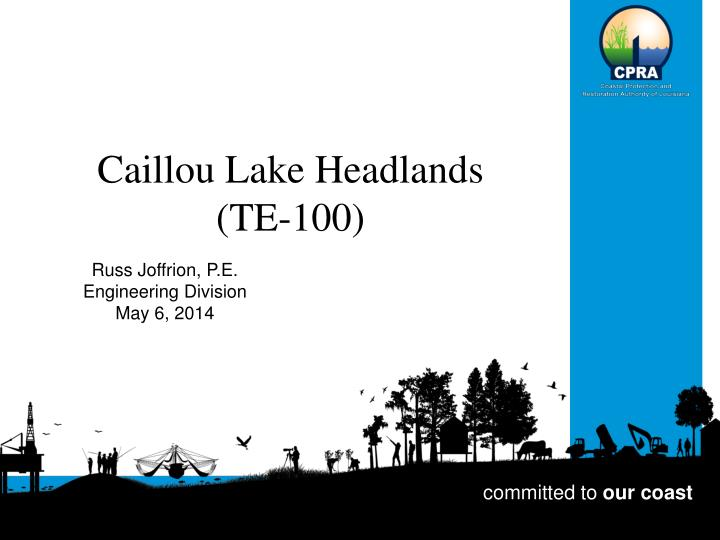 Caillou lake headlands te 100