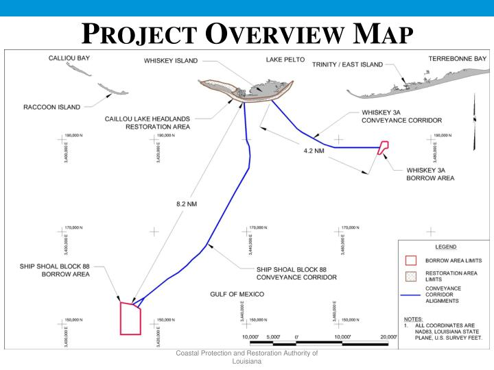 Project Overview Map