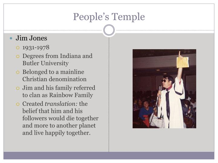 People's Temple
