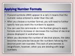 applying number formats2