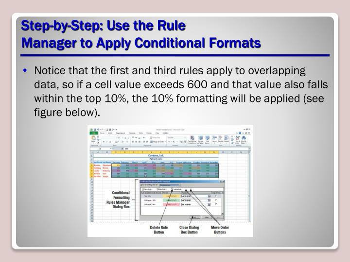 Step-by-Step: Use the Rule