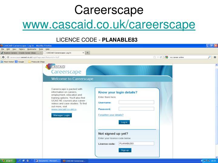 Careerscape