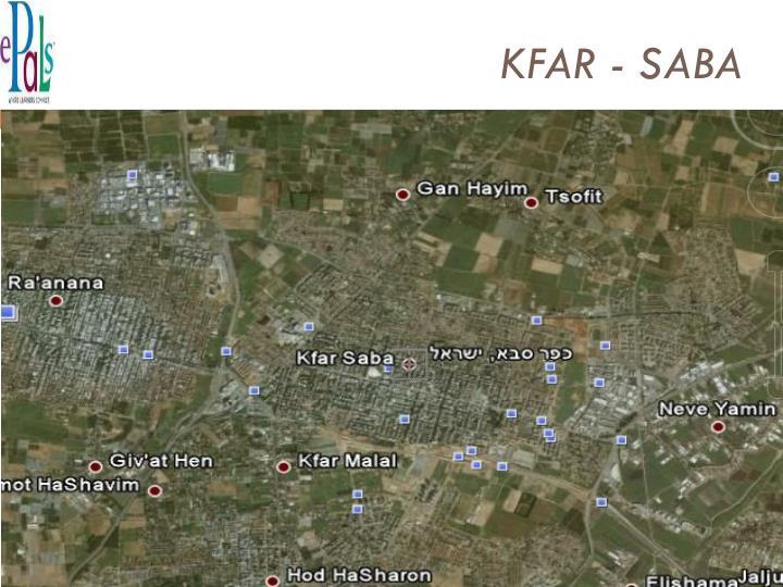 KFAR - SABA