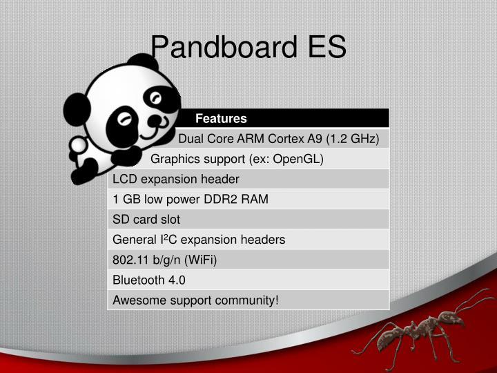 Pandboard