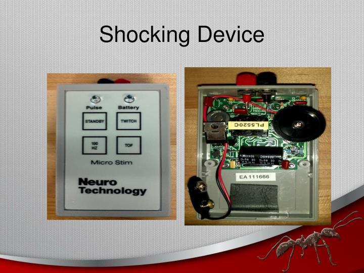 Shocking Device