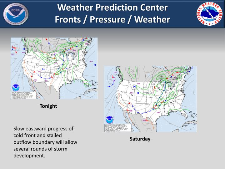 Weather Prediction Center