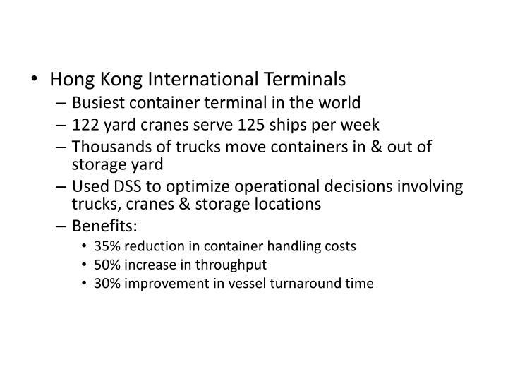 Hong Kong International Terminals