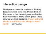 interaction design1