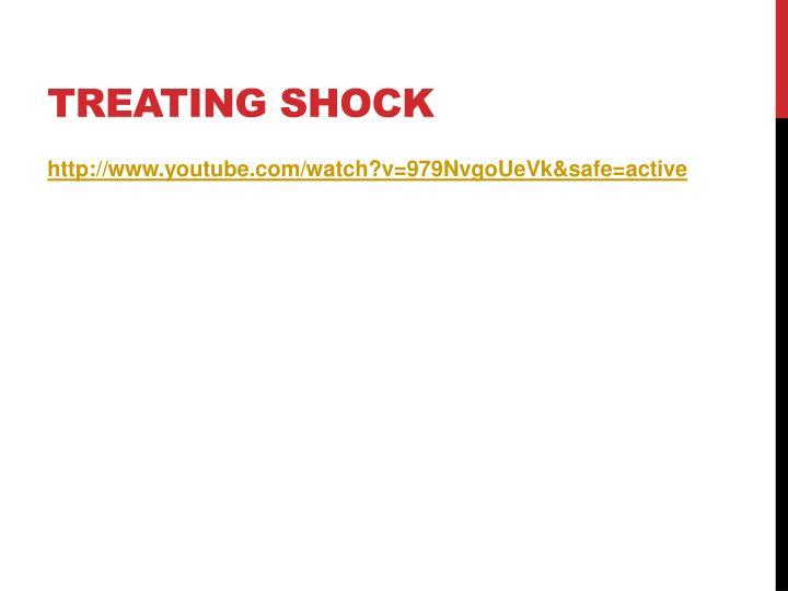 Treating Shock