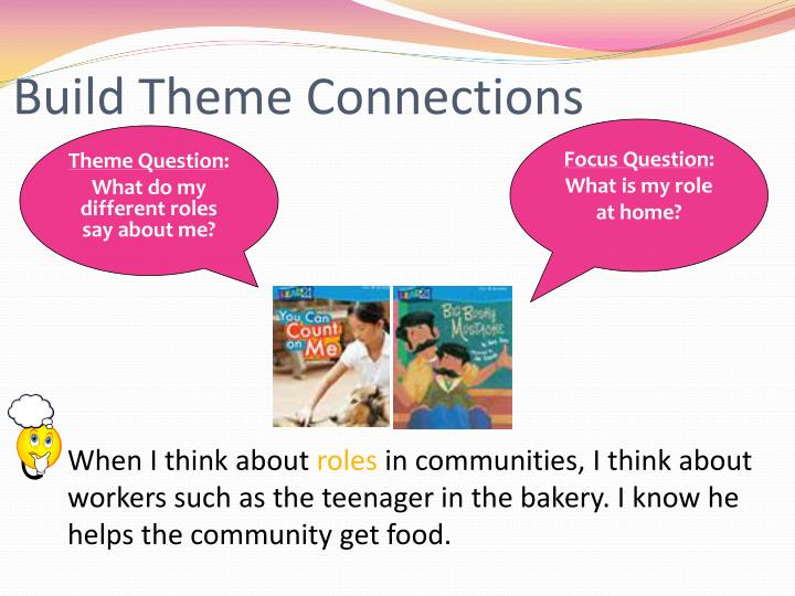 Build Theme Connections