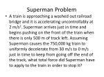 superman problem