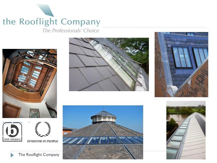 The Rooflight Company