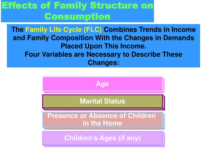 Effects of Family Structure on