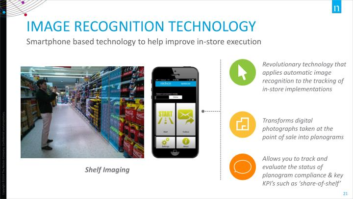 Image recognition technology