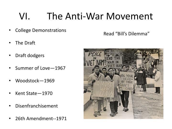 VI.       The Anti-