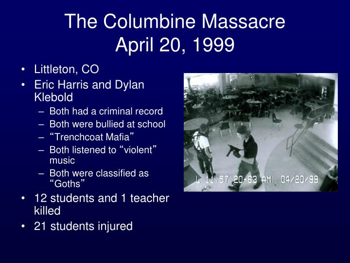 The Columbine Massacre
