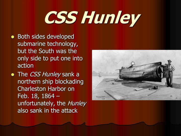 CSS Hunley