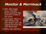 monitor merrimack