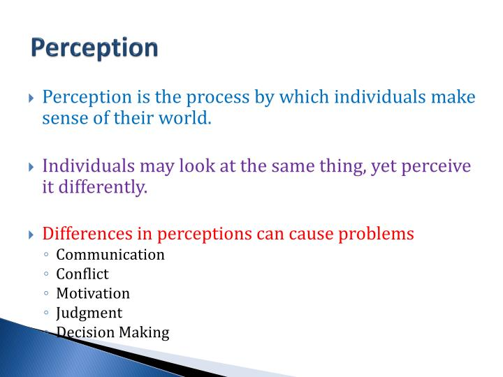 Perception1